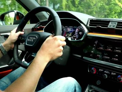Essai vidéo : Audi Q3 2019