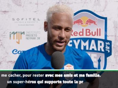 """PSG : Neymar """"Toujours être honnête, c'est la chose la plus importante"""""""
