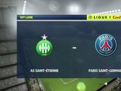 Saint-Etienne - PSG : notre simulation FIFA 20