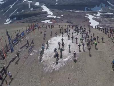 Vidéos : Megavalanche La plus grande descente de VTT du Monde