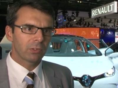 Interview : Thomas Orcini à propos des Renault ZE