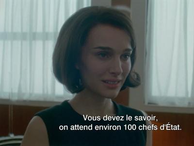 Jackie - un extrait du film