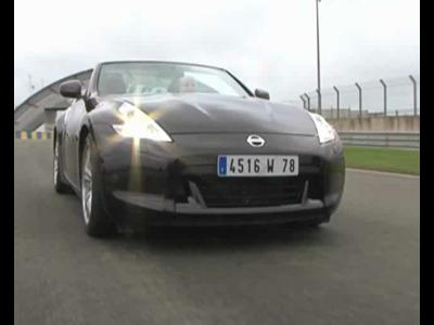 Contact Nissan 370Z Roadster