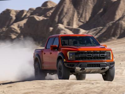 Nouveau Ford F-150 Raptor : le pick-up en vidéo