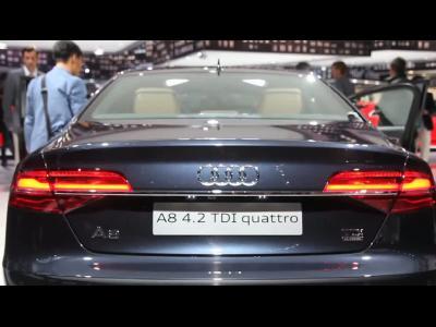 Francfort 2013 - Audi A8