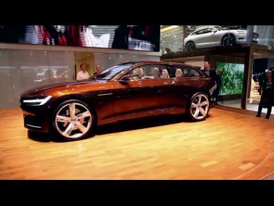 Genève 2014 : Volvo Estate Concept