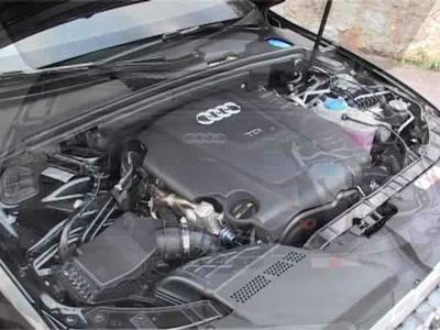 Essai Audi A4 2.0 TDi 143