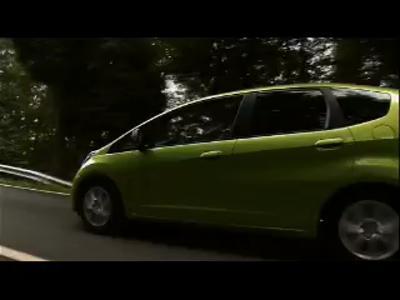 Clip Honda Jazz hybride