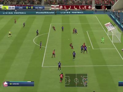 LOSC - OGC Nice: notre simulation FIFA 20 (L1 - 33e journée)
