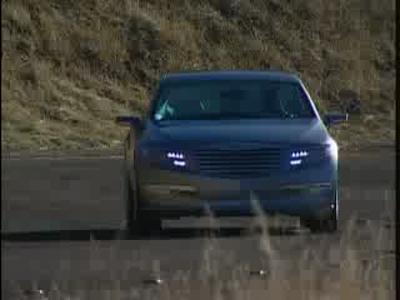Chrysler Nassau Concept Vehicle