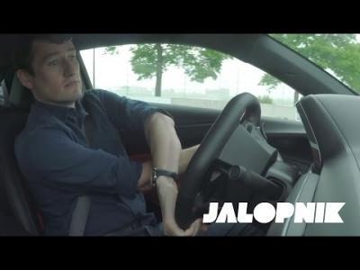 Un journaliste a crashé la nouvelle Chevrolet Camaro