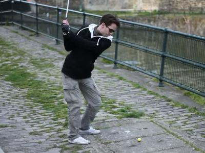 Paris Street Golf Open 2014