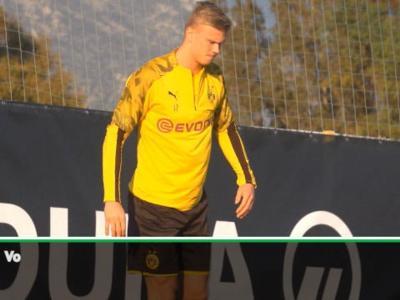 Dortmund - Favre : ''Haaland est parfait''