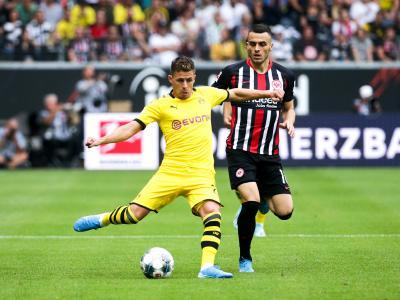 Eintract Francfort-Borussia Dortmund : le résumé et les buts en vidéo
