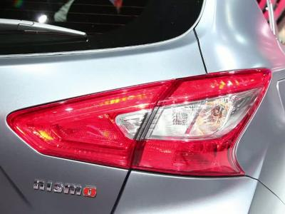 Mondial Auto 2014 : Nissan Pulsar Nismo