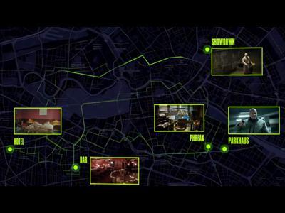 The witness: premier thriller sur l'outernet