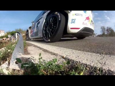 Merci à la Polo R WRC