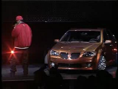 50 Cent et la Pontiac Solstice