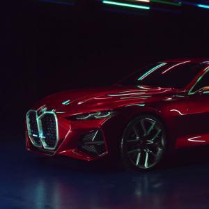 BMW Série 4 concept : présentation vidéo