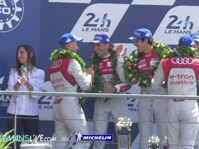 24 Heures du Mans 2014 #10 - résumé de la course en vidéo