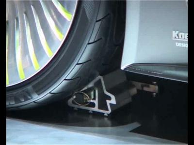 Reportage Koenigsegg Quant