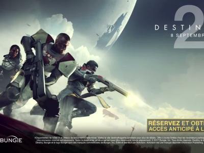 Destiny 2 : bande-annonce cinématique Ralliez les troupes (VF)