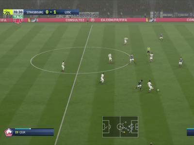 RC Strasbourg - LOSC : notre simulation FIFA 20 (L1 - 6e journée)