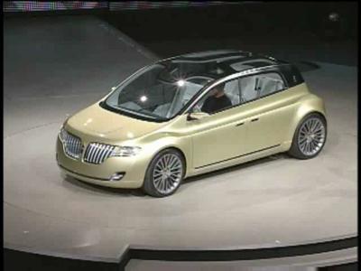 Reportage Ford Lincoln Concept C