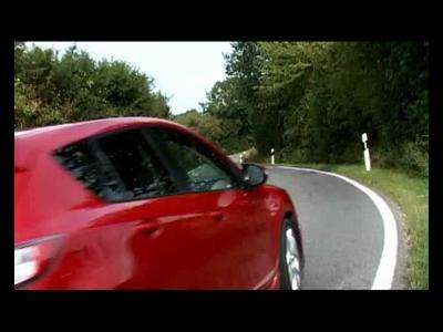 Essai Mazda 3 MPS
