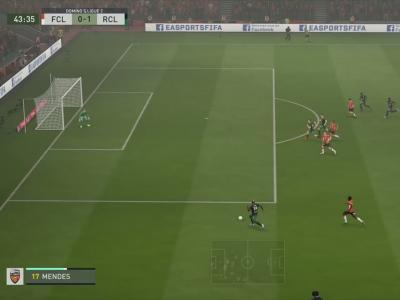 L1 - 3e journée : notre simulation FIFA 20 de Lorient - Lens