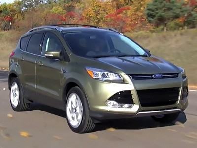 Essai Ford Kuga II