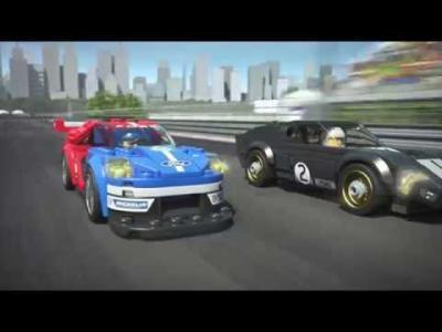 Lego fête les 24 Heures du Mans à sa façon