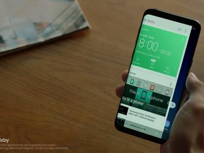 Samsung Galaxy S8 : vidéo officielle d'introduction