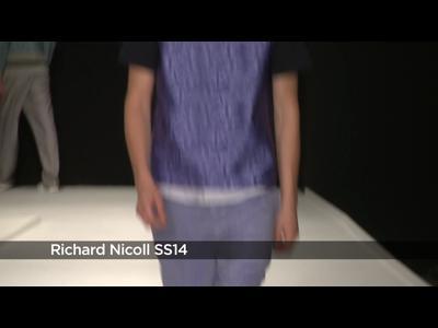 Défilé Richard Nicoll PE 2014