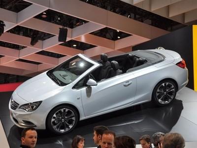 Genève 2013 : Opel Cascada