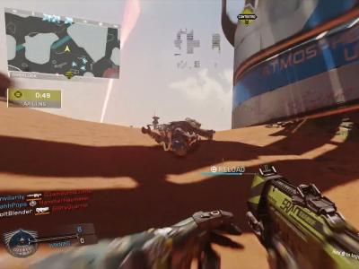 Call of Duty : Infinite Warfare DLC Sabotage : trailer du mode multijoueur (VOST)
