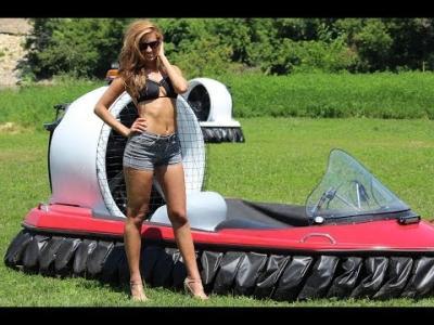 Hovercraft personnel