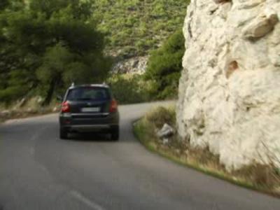 Essai Opel Antara
