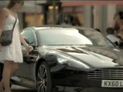 Aston Martin Virage, par amour des femmes