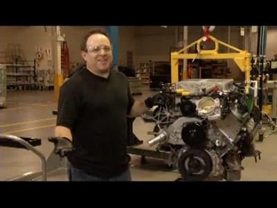 Monter le moteur de sa Corvette soi-même