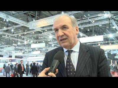 Interview Carlos Sinceri, président OICA