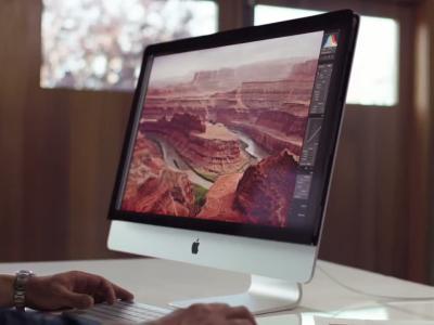 Vidéos : Apple iMac 5K
