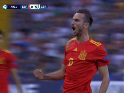 Espagne - Allemagne : le bijou de Fabian Ruiz