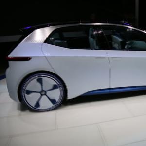 Mondial 2016 : Volkswagen I.D. Concept