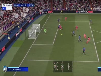 Real Madrid - Atalanta : notre simulation FIFA 21 (8ème de finale retour de Ligue des Champions)