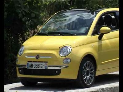 Essai Fiat 500C