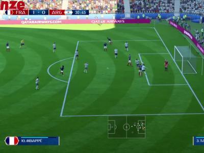 France - Argentine : notre simulation sur FIFA 18