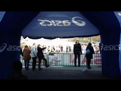 Retour sur le Marathon de Paris 2013