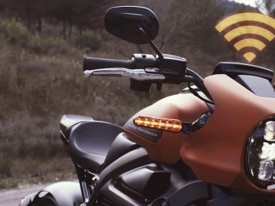 Harley-Davidson LiveWire : la 1ère moto électrique de la marque en vidéo