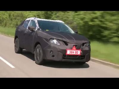 Le Nissan Qashqai 2 commence les présentations